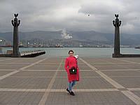 Слингопальто демисезонное классическое 3в1: беременность, слингоношение, обычное пальто(фото клиентки), фото 1