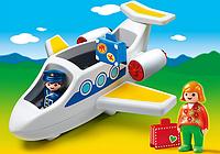 Конструктор Playmobil 6780 Самолет