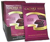 "Шоколад ""Cachet"" черный 53%  300г"