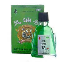 Нюхательное масло и средство для растирания от простудных заболеваний. Новая упаковка, 3 мл.