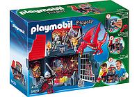 Конструктор Playmobil 5420 Переносной замок Дракона, фото 1