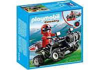 Конструктор Playmobil 5429 Квадроцикл, фото 1
