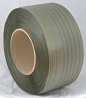 Лента полипропиленовая 16 х 0,8 х 1,5км( зеленая )