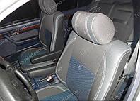 Чехлы на сиденья БМВ 5 Е34 (чехлы из экокожи BMW 5 E34 стиль Premium)