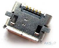 (Коннектор) Aksline Разъем зарядки Nokia 207 / 208 / 220 Dual SIM / 230 Asha / 500 Asha Dual Sim / 503 Asha Dual Sim / 710 Lumia