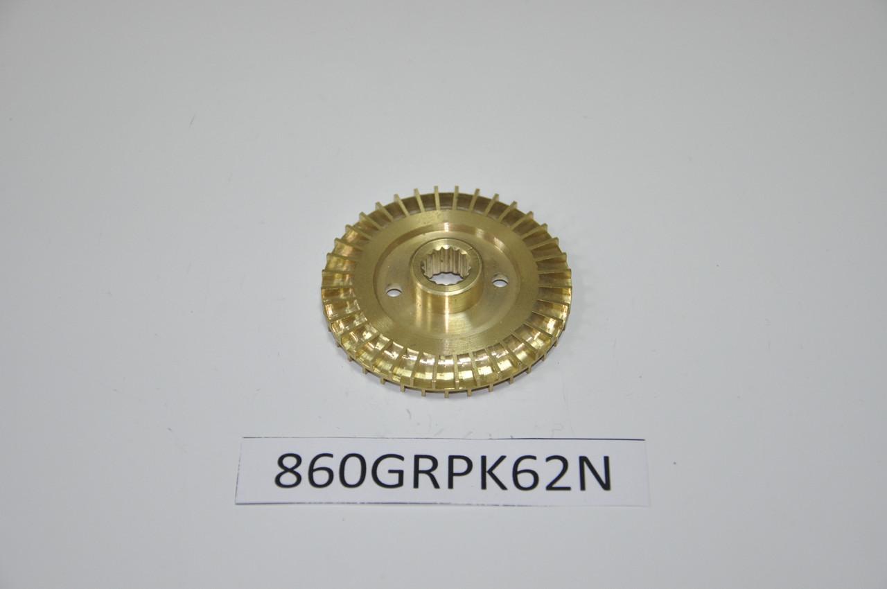 Колесо робоче (крильчатка) PK-60 зірочка