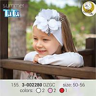 Повязка для девочки TuTu арт.155. 3-002280