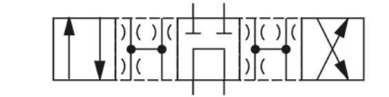 Гидрораспределитель ВЕ-10-64 схема