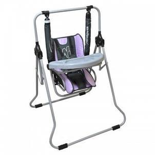 Гойдалка Adbor N1 з барьеркой + столик+ регул. спинки, фото 2