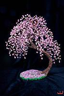 Danko Toys Бисерные деревья САКУРА  Арт БД-02