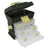 Коробка Fishing box comet 4 maxi K4 -1077