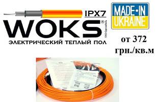 Кабель нагревательный Woks (Украина)