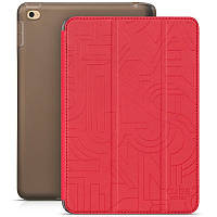 Чехол для iPad mini 4 - Hoco Cube series, красный