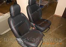 Чохли на сидіння Чері Тіго (чохли з екошкіри Chery Tiggo стиль Premium)