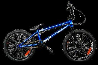 Велосипед Magellan BMX Crazy Comp Blue