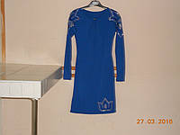 Платье молодежное из фланели