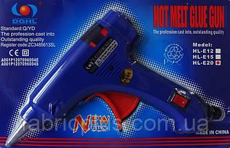 Пистолет для клея  HELI  100-240 V