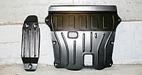 Защита картера двигателя и кпп, диф-ла, топливного бака  Renault Duster 2010-, фото 1