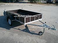 ПРИЦЕП для перевозки квадроцикла бортовой