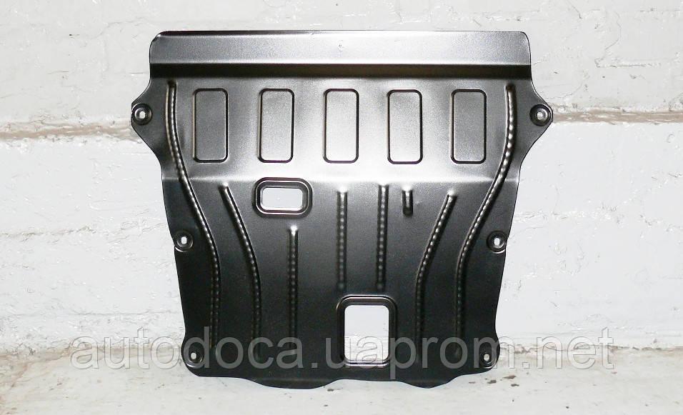 Захист картера двигуна і кпп, диф-ла, паливного бака Renault Duster 2010-