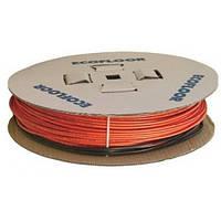 Тонкий двужильный нагревательный кабель FENIX ADSV 10 Вт/м, 600 Вт (3,8-5,1 кв.м.), Чехия