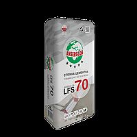 Стяжка ANSERGLOB LFS-70 цементная (10-60мм)