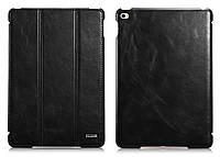 Чехол для iPad mini 4 - Icarer Vintage series, черный