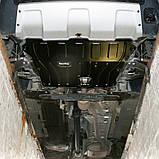Захист картера двигуна і кпп, диф-ла, паливного бака Renault Duster 2010-, фото 7