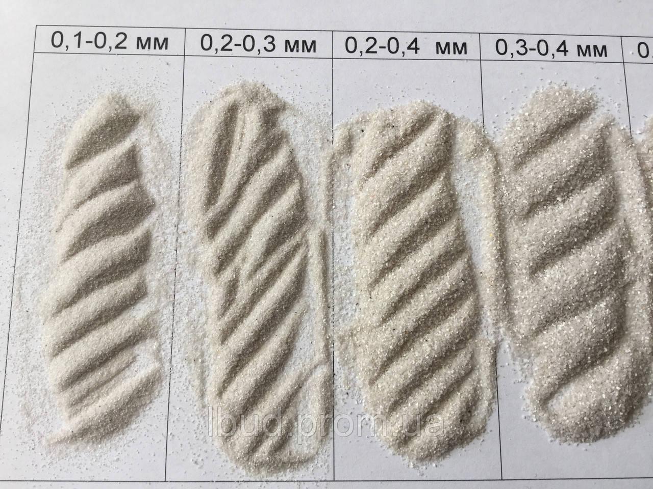 a1b74c7d8 Кварцевый песок 0,2-0,4 мм, цена 100 грн./мешок, купить в Броварах ...