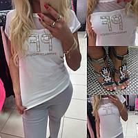 Женская футболка Италия Paparazzi Fashion