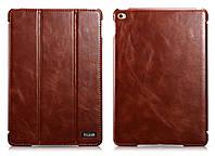 Чехол для iPad mini 4 - Icarer Vintage series, коричневый