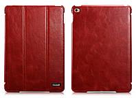 Чехол для iPad mini 4 - Icarer Vintage series, красный