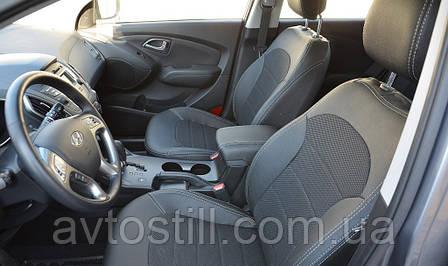 Чехлы Hyundai IX 35 (2010-2015)