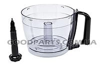 Чаша основная 1200ml со штоком для кухонного комбайна Gorenje 405483