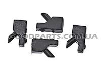 Набор резиновых прокладок (4шт) решетки для плиты Whirlpool 484000000840