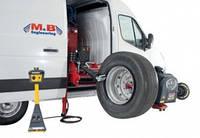 Шиномонтажный станок+ балансировка для грузовиков (380V) DIDO 26 MV M&B Engineering 00519 (Италия)