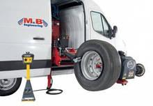 Шиномонтажний станок+ балансування для вантажівок (380V) ДАЙДО 26 MV M&B Engineering 00519 (Італія)