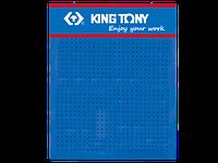 Перфорированная панель инструментальная KINGTONY 87203