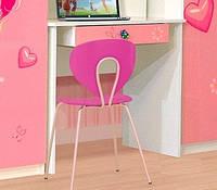 Стіл в дитячу кімнату з ДСП/МДФ письмовий Мульті Фея Світ Меблів