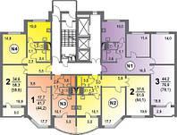 Замеры площадей по стандартам БТИ