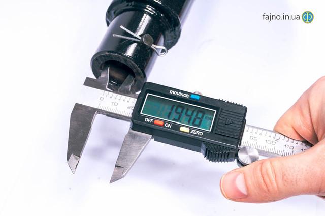 Шнек для мотобура 250 мм х 1000 мм
