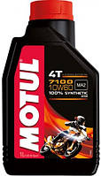 Качественное масло MOTUL 7100 4T 10W-60 - 1 литр