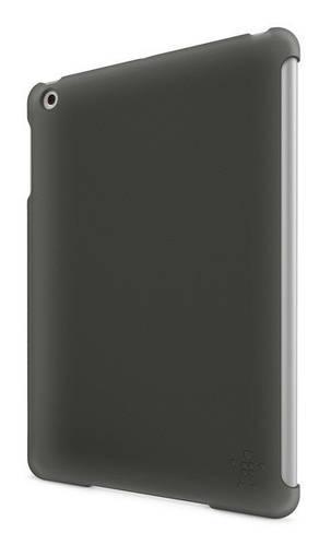 "Удобный чехол-накладка iPad Air BELKIN Snap Shield 9.7"" (Smoke) F7N083B2C00 серый"
