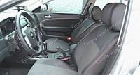Чехлы на сиденья Шевроле Эпика (чехлы из экокожи Chevrolet Epica стиль Premium)