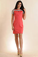 Женственное платье в стиле casual