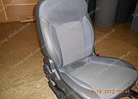 Чехлы на сиденья Шевроле Орландо (чехлы из экокожи Chevrolet Orlando стиль Premium)