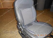 Чохли на сидіння Шевроле Орландо (чохли з екошкіри Chevrolet Orlando стиль Premium)