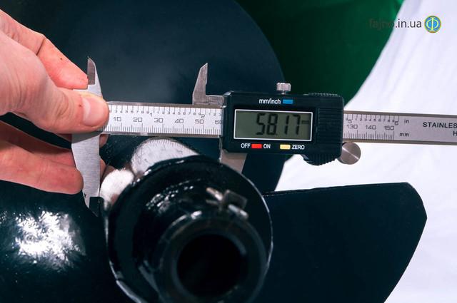 Бур для мотобура (шнек) 300 мм х 1000 мм