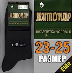 Носки мужские демисезонные Житомир Украина, 23-25р. НМД-0587