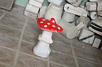 Садовая фигура Мухомор с юбкой.